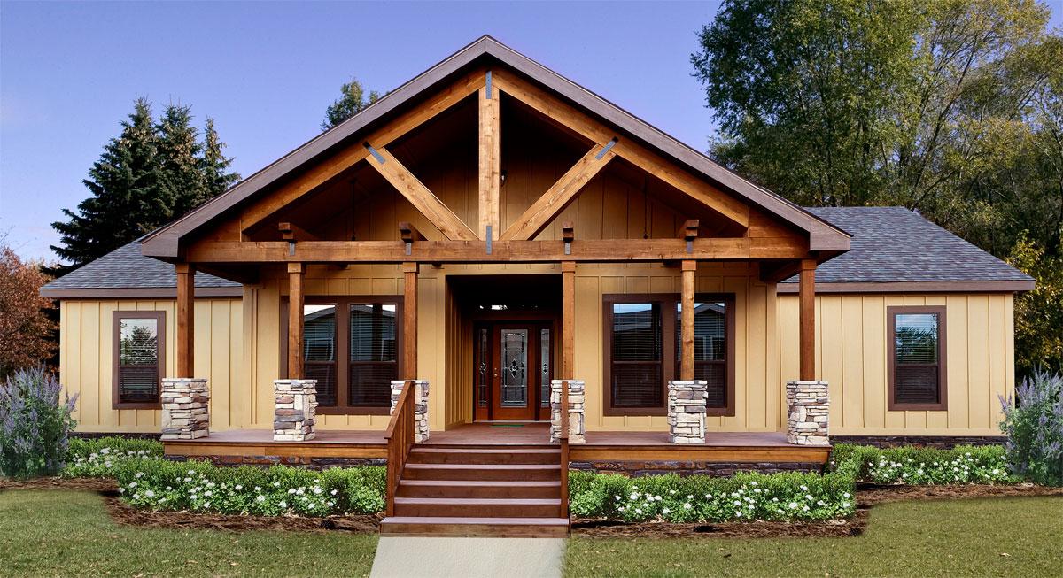 Gesproyex casas prefabricadas gesproyex for Tipos de tejados de casas